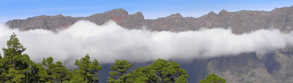 La Palma - Caldera